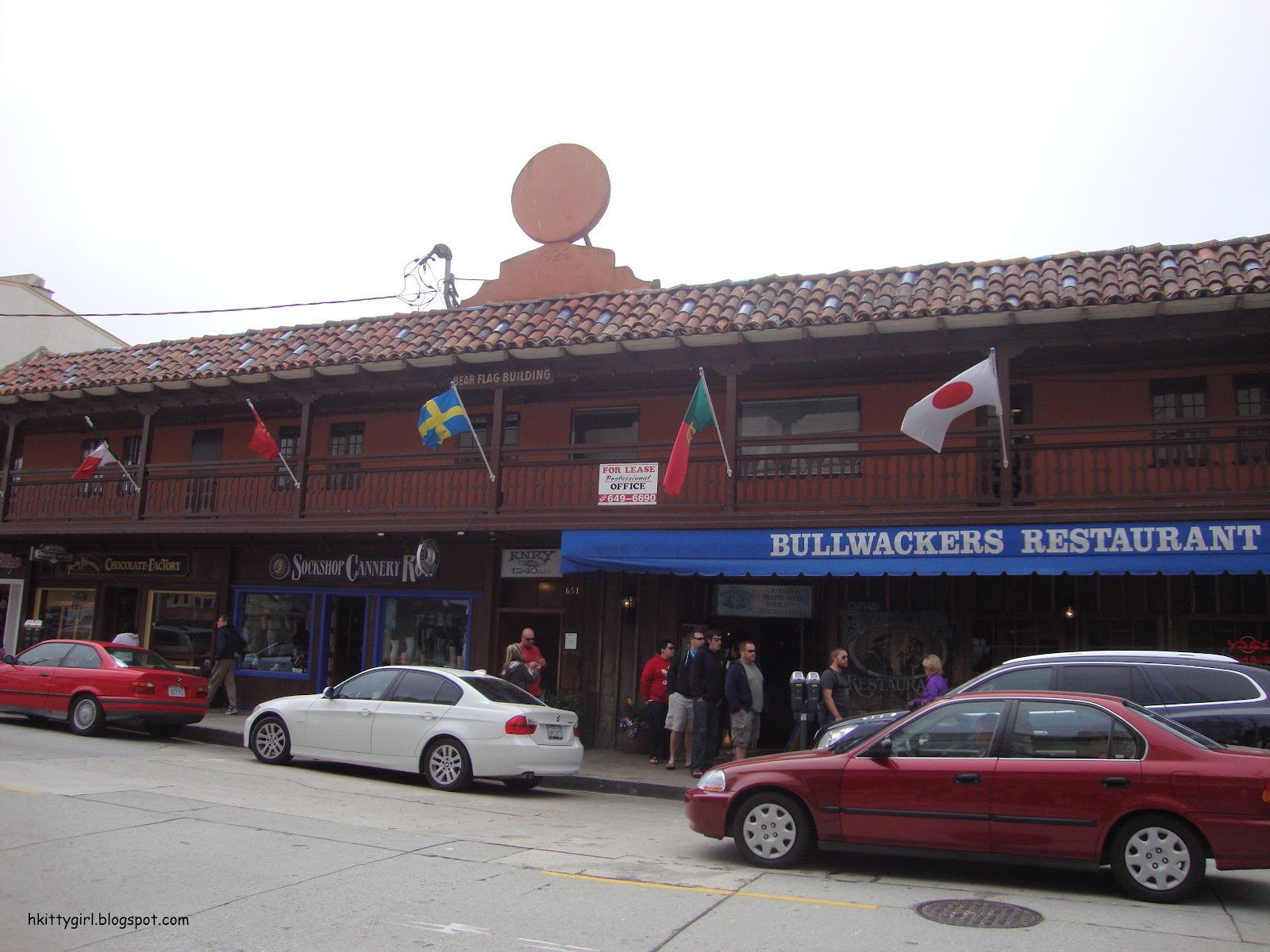 Satellite Buzz Cannery Row Is A Poem Stink Grating Noise