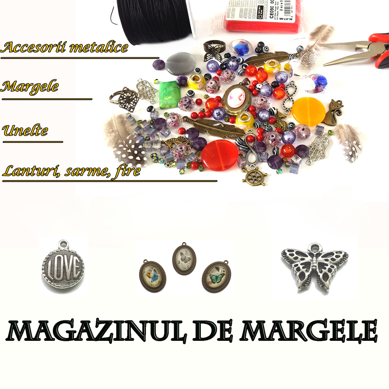 Magazin online de margele si accesorii handmade