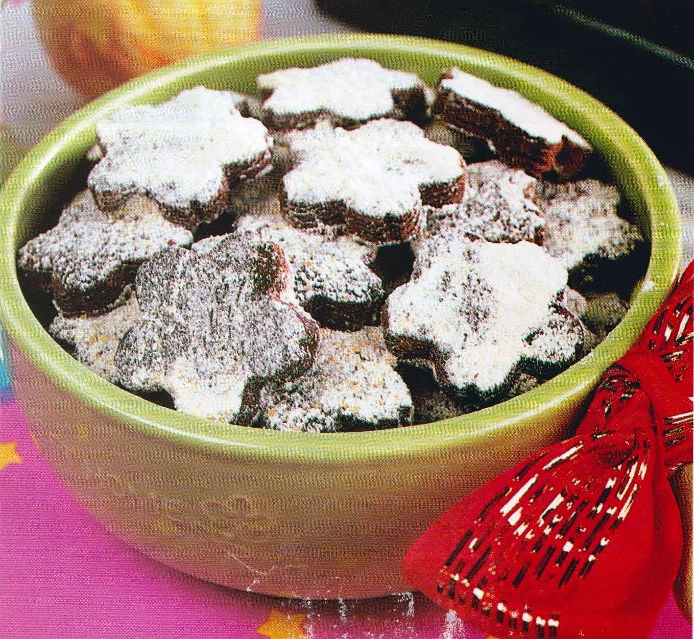 Resep Dan Cara Membuat Cookies Cokelat Tabur Kacang Hijau