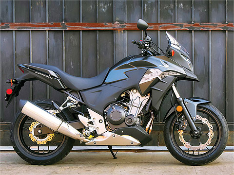 Gambar Motor Honda CB500X ABS 2013, 480x360 pixels