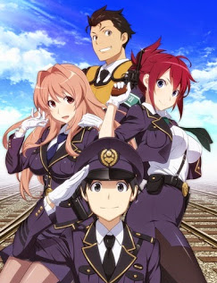 Rail Wars! - Episódios