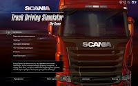 Scania truck driver simulator game Ru_ru_stdg_00036