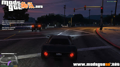 V - Mod Combustível Avançado para GTA V PC