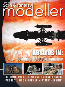 Sci-fi And Fantasy Modeller #29