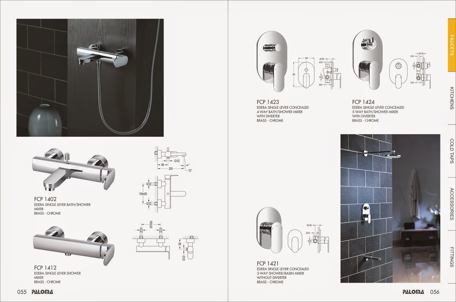 Paloma Hardware Official Blog Sanitary Ware