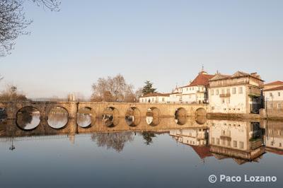 Roman bridge of Aquae Flaviae