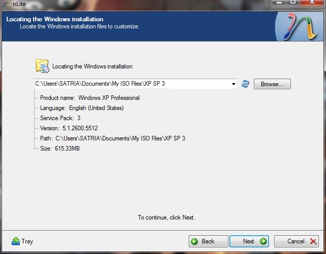 Cara Mudah buat File ISO Bootable Windows XP Dari File OS