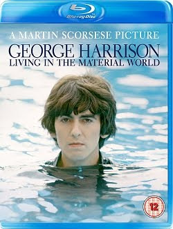 Filme Poster George Harrison: Living in the Material World BDRip XviD & RMVB Legendado