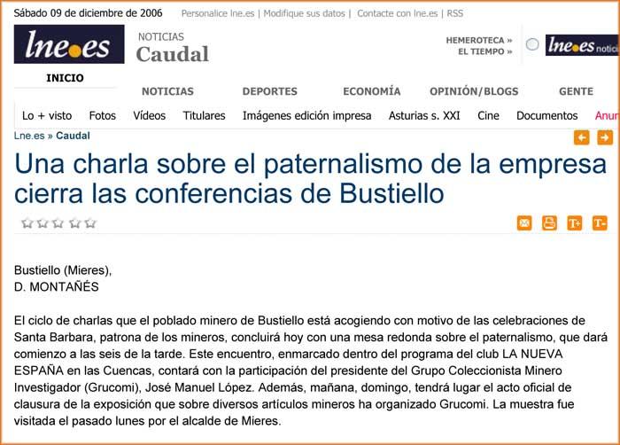 Bustiello, paternalismo