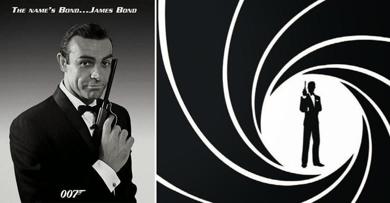 historia del cine a través de los carteles_James Bond