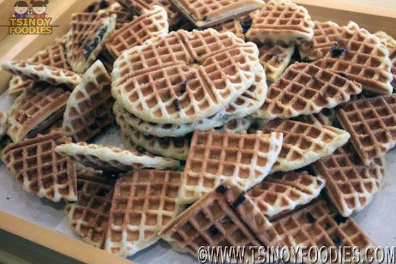 blueberry waffles tous les jours