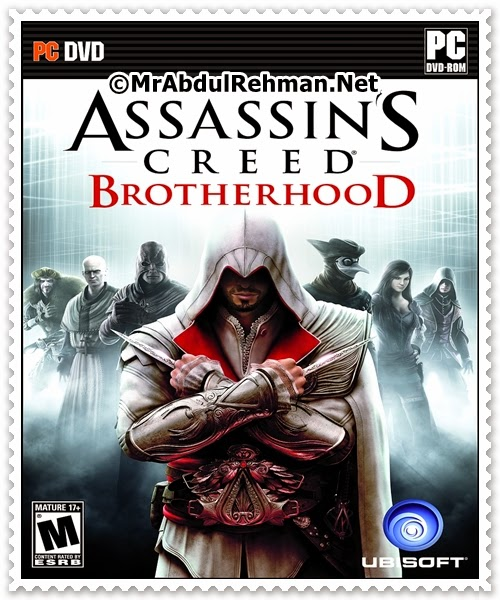 Assassin's Creed: Brotherhood PC Game Free Download Full Version