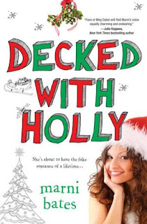 Decked With Holly Marni Bates book cover