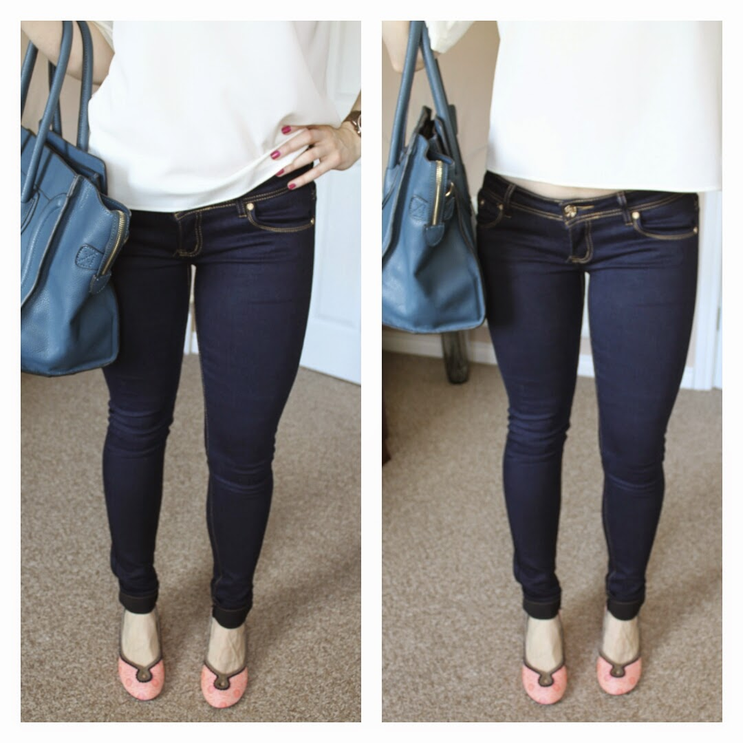 DressKode Low Rise Indigo Jeans Review