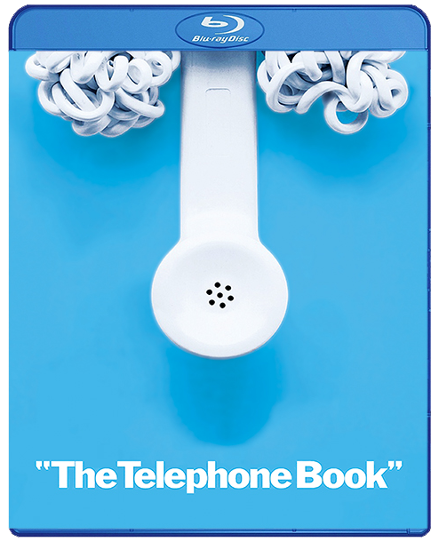 the telephone book blu ray