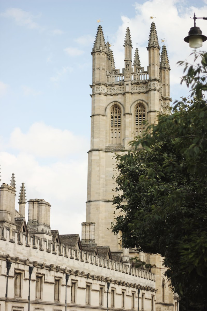 magdalen college oxford university