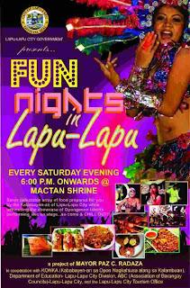 fun nights-lapu lapu city, mactan island,cebu