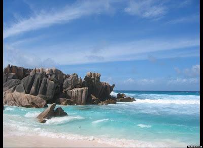 la digue, seychelles  Latest Best Beach Photos 2012