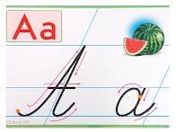 Учимся писать буквы правильно