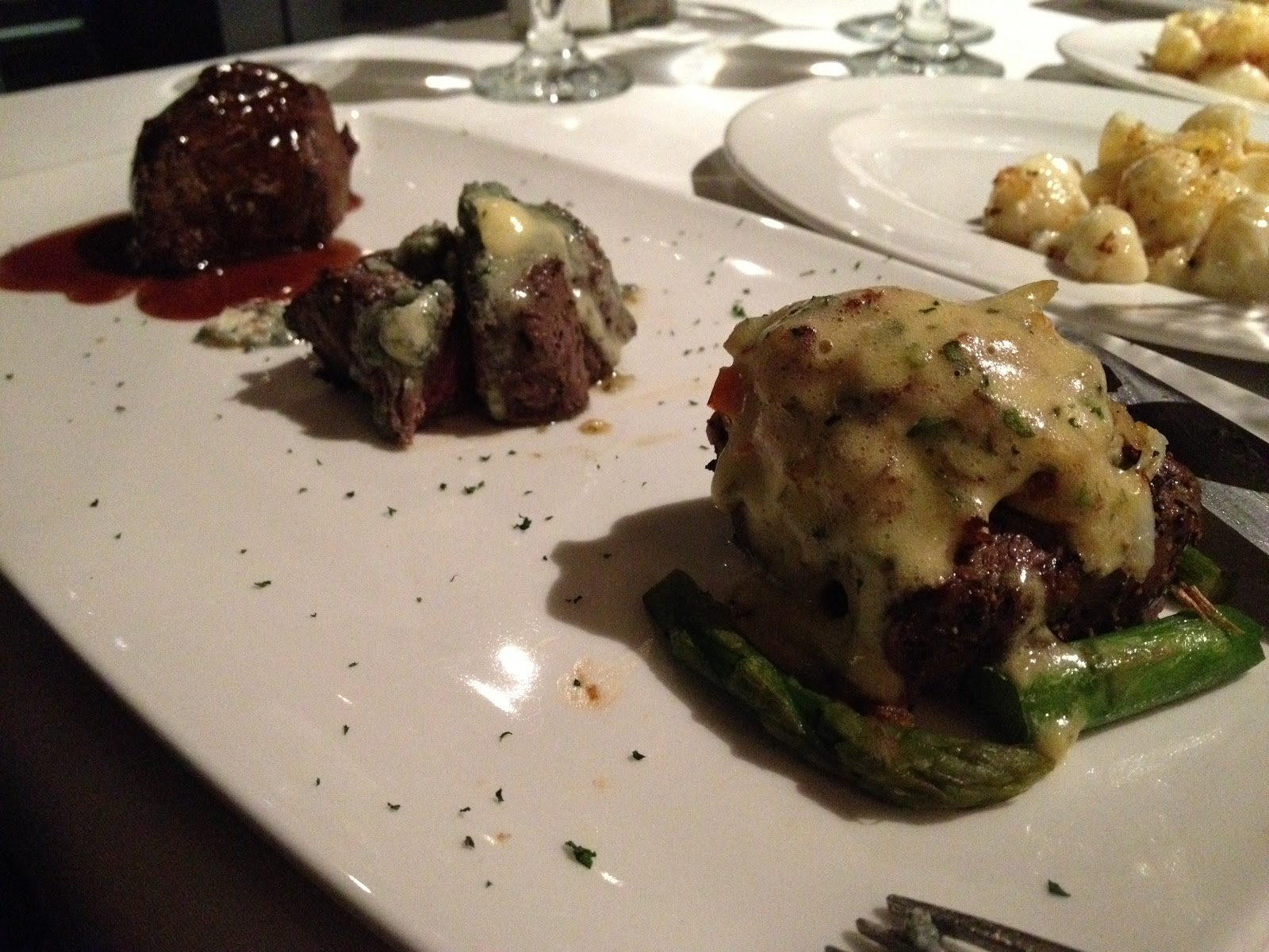 The Wellesley Wine Press: First Look: Del Frisco's Double Eagle Steak House