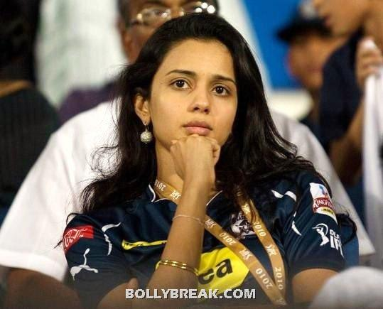 Gayatri Reddy deccan chargers 1 - (3) - Gayatri Reddy Hot Pics at IPL Matches