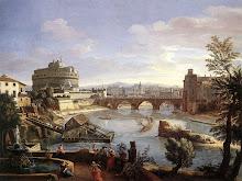 Tevere e Castel San Angelo