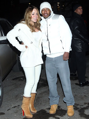 Nick Cannon Wife Mariah Carey