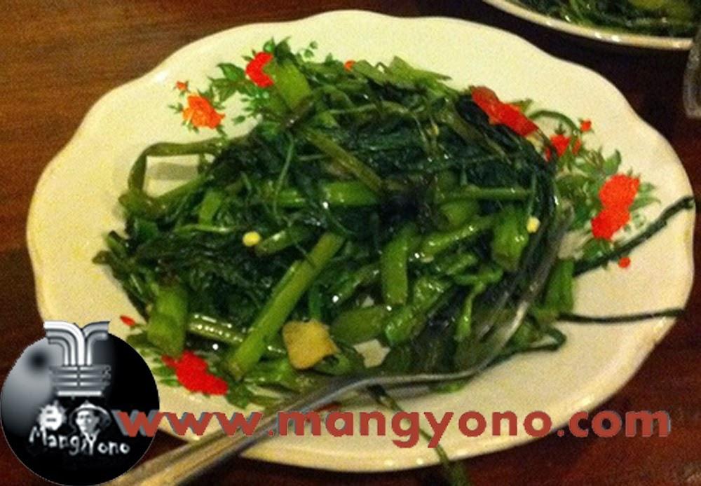 Resep Tumis Kangkung dan cara membuatnya
