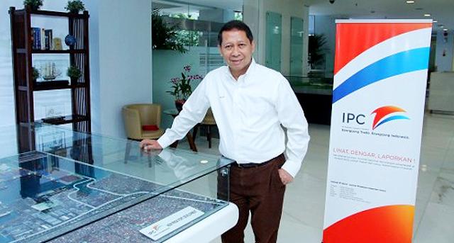 Profil dan Biografi RJ Lino Presiden Direktur PT. Pelindo II