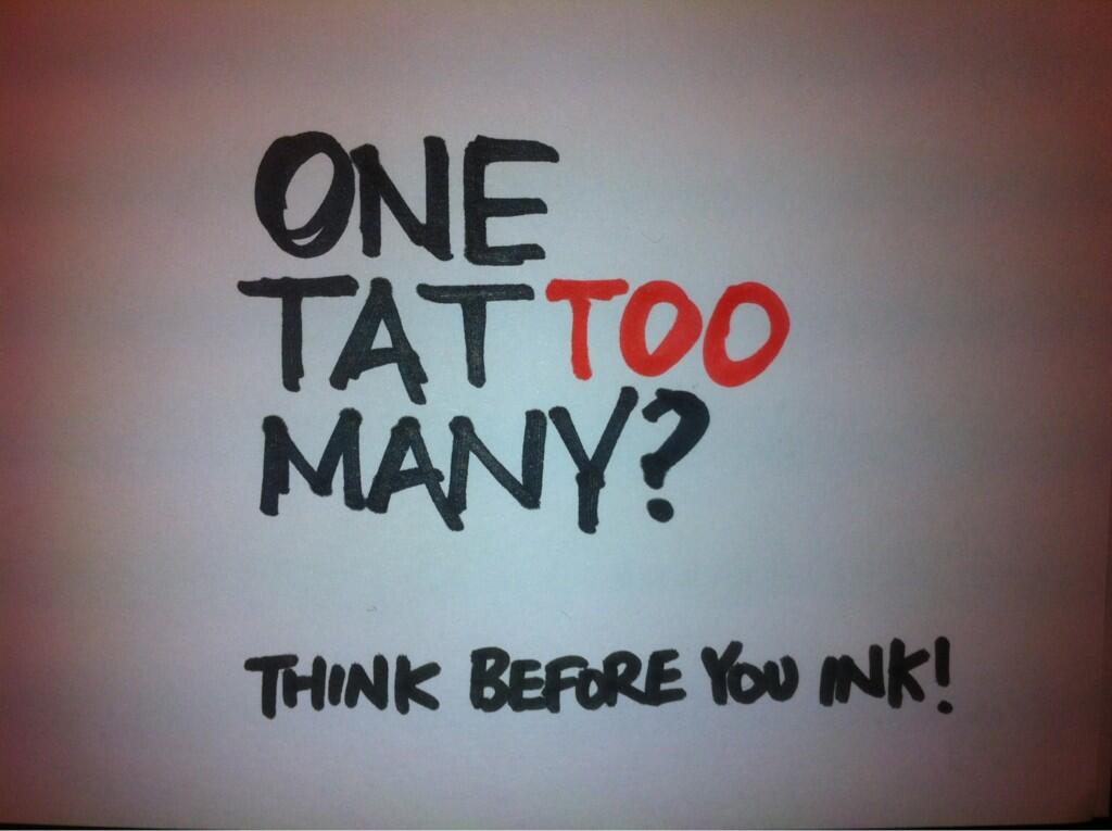 One Minute Brief Advertise Tattoo Removal  OneMinuteBriefs