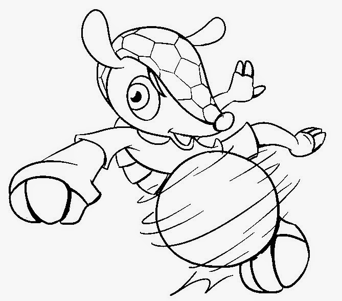 dragons soccer coloring pages - photo#24