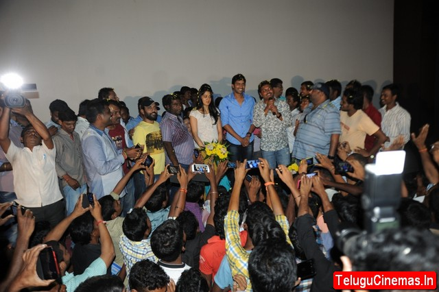 James Bond success tour at Maruthi theater, Srikakulam James Bond Success Tour Photos-Srikakulam Allari Naresh James bond Success Tour Photos