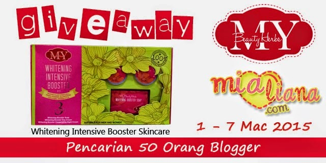 http://www.mialiana.com/2015/03/giveaway-whitening-intensive-booster.html