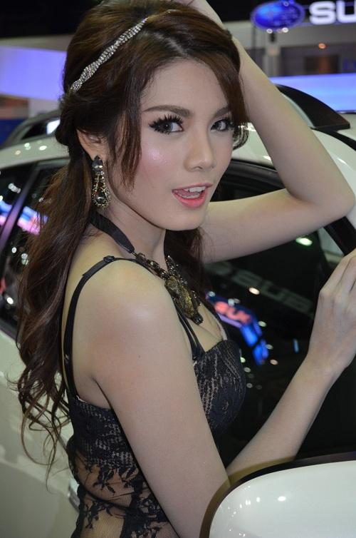 2012 Thai Motor Expo Girls Part 1 Carsfresh