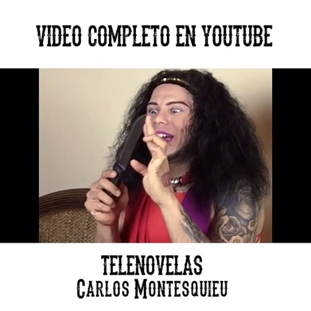CARLOS MONTESQUIEU ( YOU TUBE CHANNEL CANAL  )