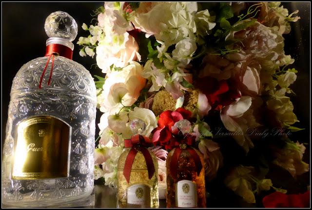 Guerlain maison des parfums cour des senteurs Versailles