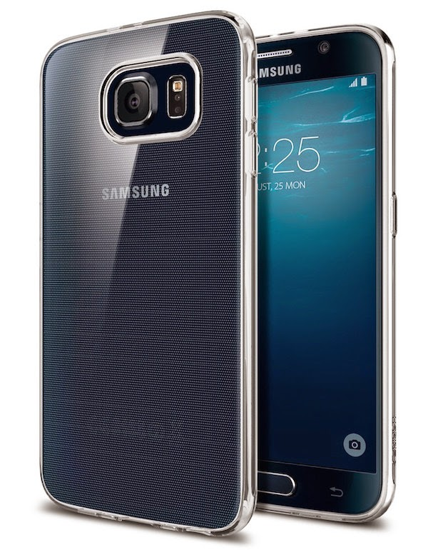 1. Samsung Galaxy S6 Case Liquid Crystal