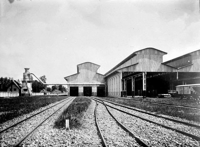 Stasiun Lempuyangan - Yogyakarta