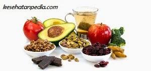Jenis-jenis antioksidan