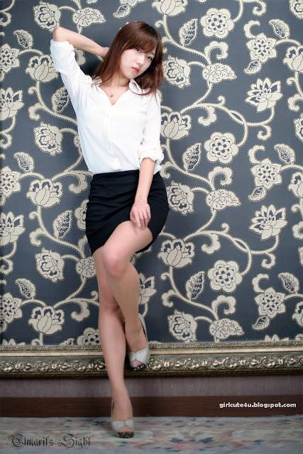 6 So Yeon Yang-Going to Office-very cute asian girl-girlcute4u.blogspot.com