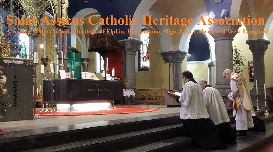 St. Assicus Catholic Heritage Association