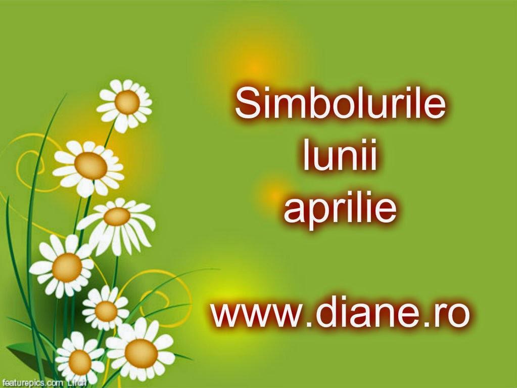 aprilie pietre flori copaci
