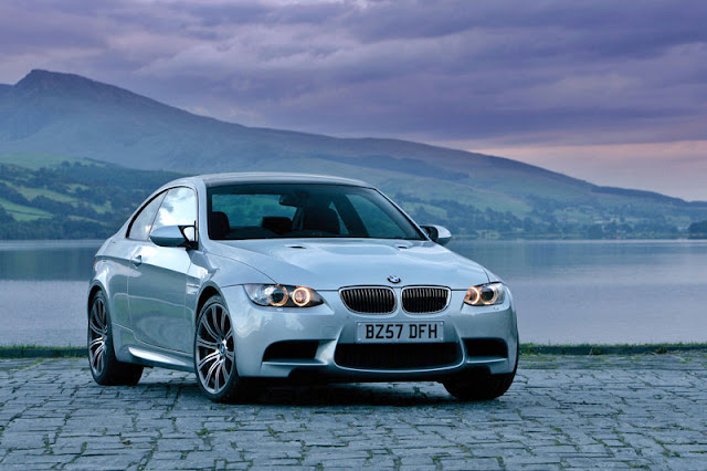 2008 BMW M3 Coupe Front Exterior