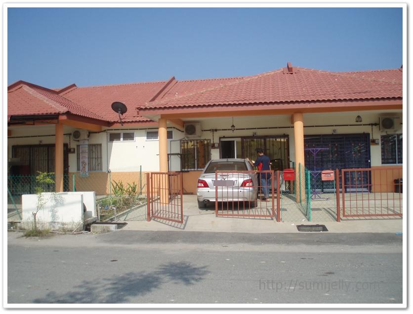 Rumah Homestay Di Gambang