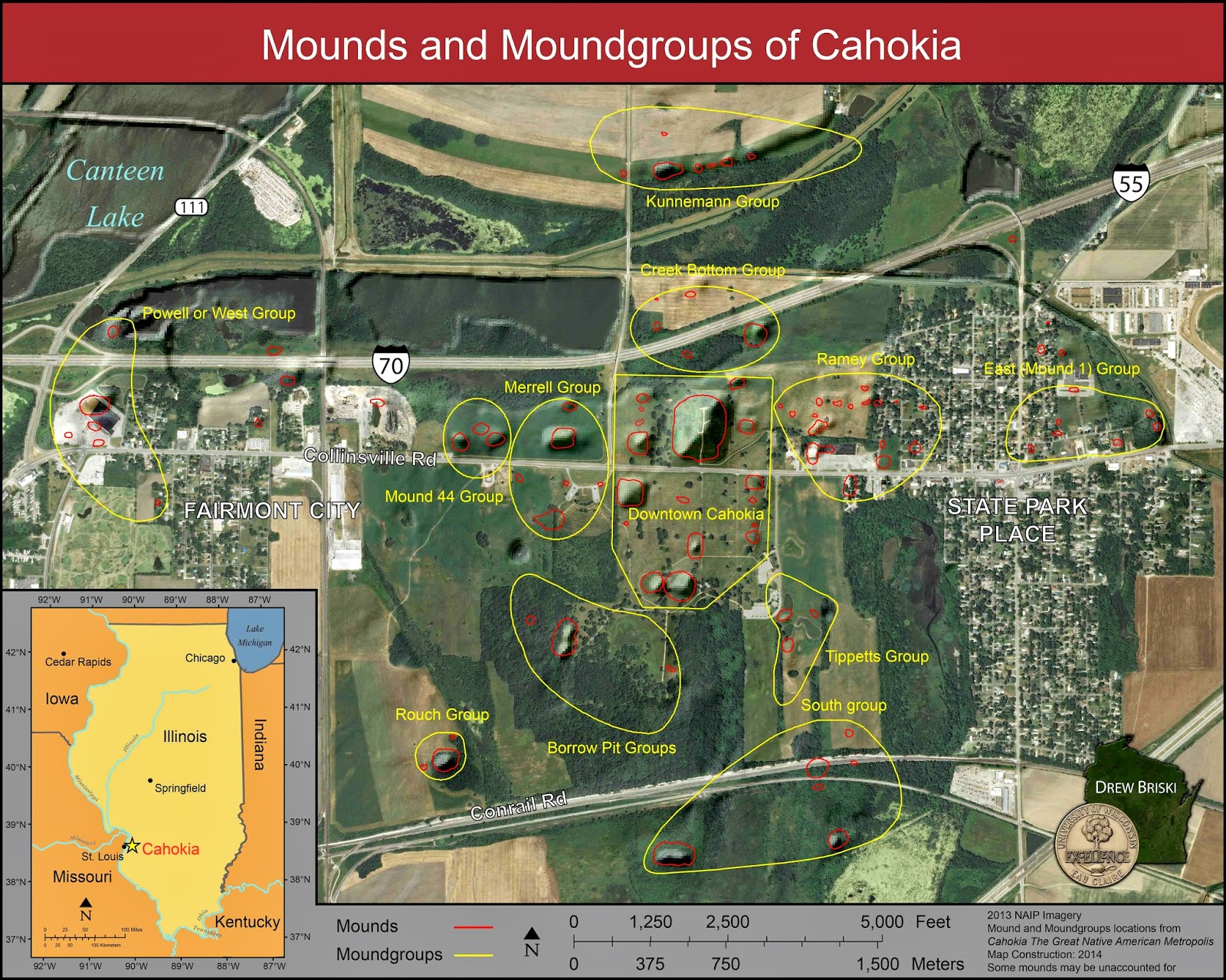 cahokia is a mississippian city which was once larger than london england in 1250 ad the final poster for this research project will be uploaded once