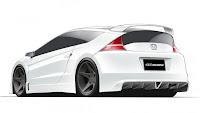 2012 Honda CR-Z iCF Mugen