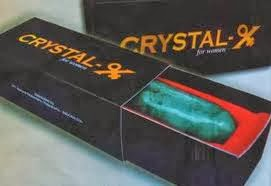 DiJual Crystal X Murah Asli Obat Keputihan Terbaru 2013