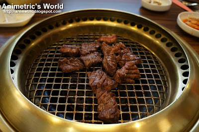 Seng Galbi at Sariwon Korean Barbecue