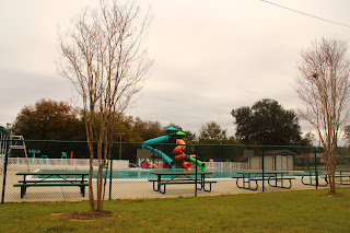 Slide at Roger Scott Pool makes it a favorite place in Pensacola