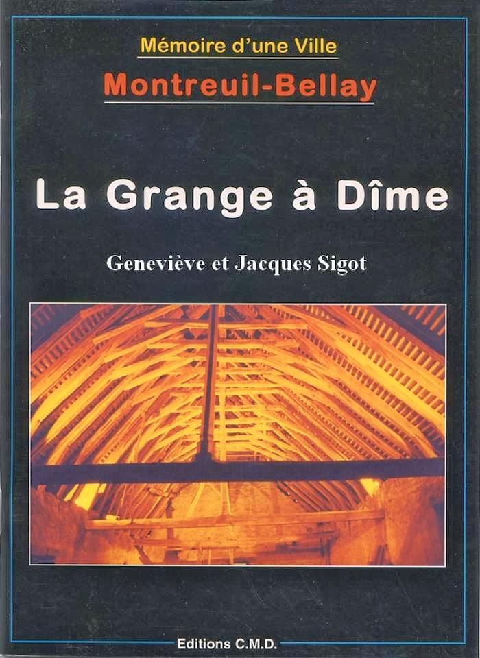 Jacques sigot f vrier 2014 - La grange a dime montreuil bellay ...